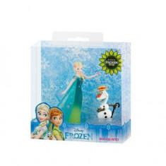 Set figurine - Frozen Fever - Elsa si Olaf - Figurina Animale Bullyland