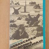 DEBARCAREA/AGONIA REICHULUI- BLOND - Istorie