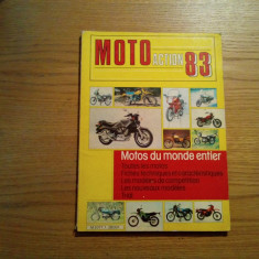 MOTO ACTION 83 - Motos du Monde Entier - Revista auto
