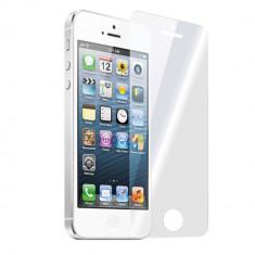 Sticla temperata Qoltec premium pentru iPhone 5/5s - Folie de protectie