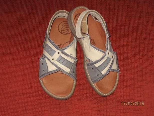 reducere cea mai mică cumpăra bine fabrică autentică Sandale baieti, Melania, piele, marimea 33 | arhiva Okazii.ro
