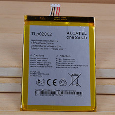 Acumulator Alcatel Idol X Idol S 6034R 6040X cod TLP020C2 original nou, Li-ion