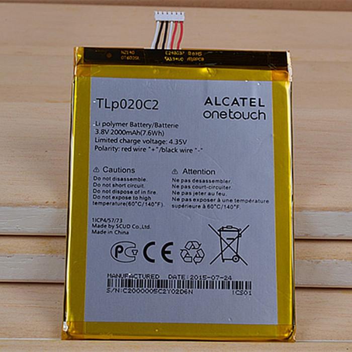 Acumulator Alcatel Idol X Idol S 6034R 6040X cod TLP020C2 original nou