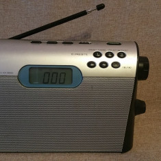 APARAT RADIO Sony ICF-M600 Portabil Stereo, Digital
