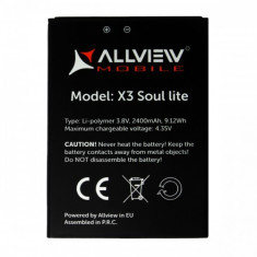 Acumulator Allview X3 Soul Lite swap original, Li-ion