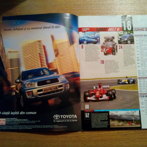 MOTOR Xtrem - Anul 3, Nr.16, iunie 2003 - 98 p.