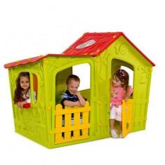Casuta MAGIC VILLA HOUSE CURVER - Casuta copii