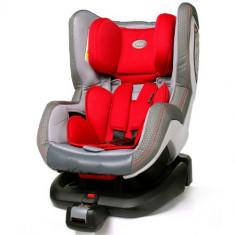 Scaun Auto NeoFix 0-18 kg Rosu - Scaun auto copii 4baby, 0+ (0-13 kg), Opus directiei de mers