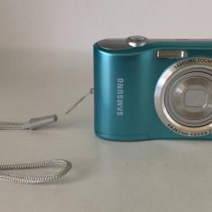 Aparat foto digital Samsung ES28, 12.2MP, Albastru (622) - Aparat Foto compact Samsung, Compact, 12 Mpx, 5x, 2.5 inch