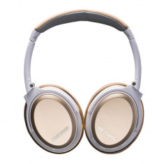 Casti over-ear BENWIS H600 cu fir - gold