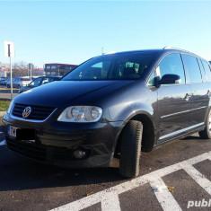 VW Touran, 2005, diesel 2.0, 140 CP, Inmatriculat, Motorina/Diesel, 185000 km, 1968 cmc