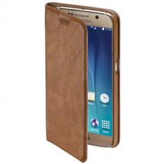 Husa Flip Cover Hama Guard Case Brown pentru Samsung Galaxy S7 - Husa Telefon