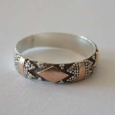 Inel argint -1705