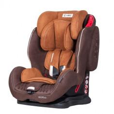Scaun Auto Sportivo 9-36 kg Brown - Scaun auto copii, 1-2-3 (9-36 kg)
