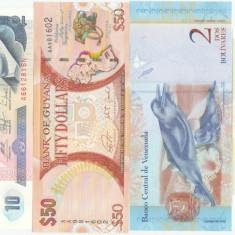 Lot bancnote America UNC - bancnota america