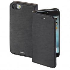 Husa Flip Cover Hama Slim Booklet Grey pentru Apple iPhone 7 - Husa Telefon