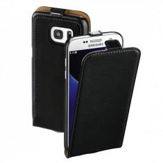 Husa Flip Cover Hama Smart Case Black pentru Samsung Galaxy S7 - Husa Telefon
