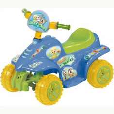 ATV Mini Quad Looney Tunes - Masinuta electrica copii Biemme