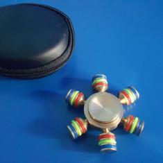 Fidget Spinner Metalic - 60mm