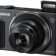 Aparat foto Canon PowerShot SX620 HS Negru - Aparate foto compacte