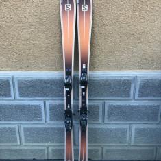 Ski allmountain SALOMON BBR 175CM X 7.5 stare foarte buna - Skiuri