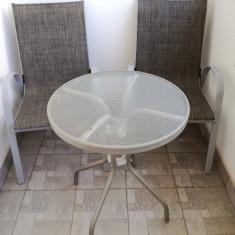 Set masa si scaune pentru balcon/gradina - Set gradina