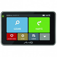 GPS auto Mio Combo GPS auto + DVR 5207 LM Truck Mio Technology, 5 inch, Toata Europa