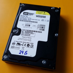 24S.HDD Hard Disk Desktop, Western Digital, 320GB, 8MB, Interfata IDE, 200-499 GB, Rotatii: 7200