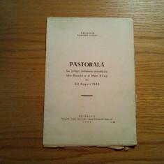 PASTORALA * Cu Prilejul Incheierei Armistitiului din 23 August 1944 - NICODIM - Carti bisericesti