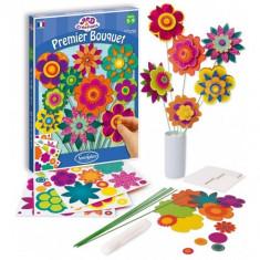 Primul Meu Buchet de Flori - Jocuri arta si creatie