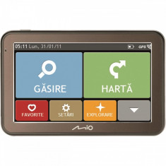 GPS auto MIO SPIRIT 7670 TRUCK FULL EUROPE Mio Technology, 5 inch, Toata Europa
