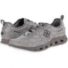 Pantofi de vara pentru barbati Columbia Megavent Pfg Oyster (CLM-BM3969m) - Adidasi barbati Columbia, Marime: 45, 46, Culoare: Gri