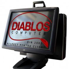 Sistem POS ELO ET1529L Touch, HP Compaq 6200 PRO, i3-2100 Gen 2