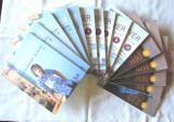 """""""BUCATARUL SE DEZBRACA ... DE SECRETE"""", 15 vol. Jamie Oliver, 2009-2010. Noi"""