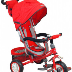 Tricicleta multifunctionala Sunny Steps Red