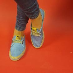 Espadrile Adidas blug - Tenisi dama Converse, Culoare: Din imagine, Marime: 37, 38, 39, 40, 41, 42, 43, 44, Textil