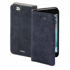 Husa Flip Cover Hama Guard Case Blue pentru Apple iPhone 7 - Husa Telefon