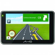 GPS auto Mio Combo GPS auto + DVR 5207 LM Mio Technology, 5 inch, Toata Europa