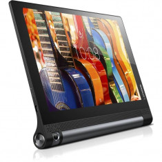 Tableta Lenovo Yoga Tab 3 Plus YT-X703F 10.1 inch Quad HD Qualcomm Snapdragon 652 1.8 GHz Octa Core 3GB RAM 32GB eMMC WiFi GPS Android 6.0 Black