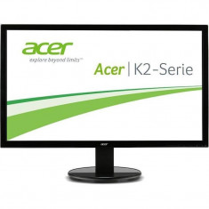 Monitor LED Acer K202HQLA 19.5 inch 5ms Black, 19 inch, 1366 x 768