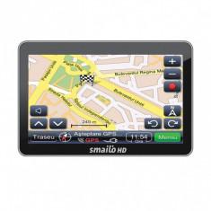 GPS auto Smailo HD 5.0 - fara harta, 5 inch