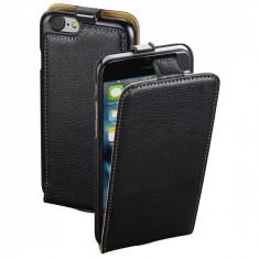 Husa Flip Cover Hama Smart Case Black pentru Apple iPhone 7 - Husa Telefon