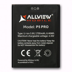 Acumulator Allview P5 Pro swap original, Li-ion