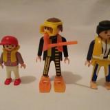 3 omuleti Playmobil Geobra