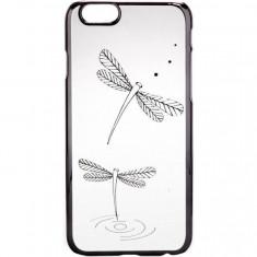 Husa de protectie Tellur Cover Silicon pentru iPhone 6/6s Dragon Fly Black - Husa Tableta