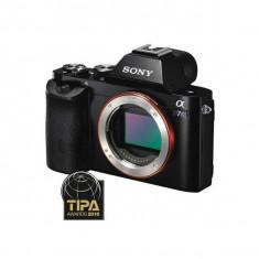 Aparat foto Mirrorless Sony A7S 12.2 Mpx Full Frame Black Body, Body (doar corp)