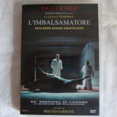 L'Imbalsamatorre - matteo garrone -dvd - Film Colectie Altele, Engleza