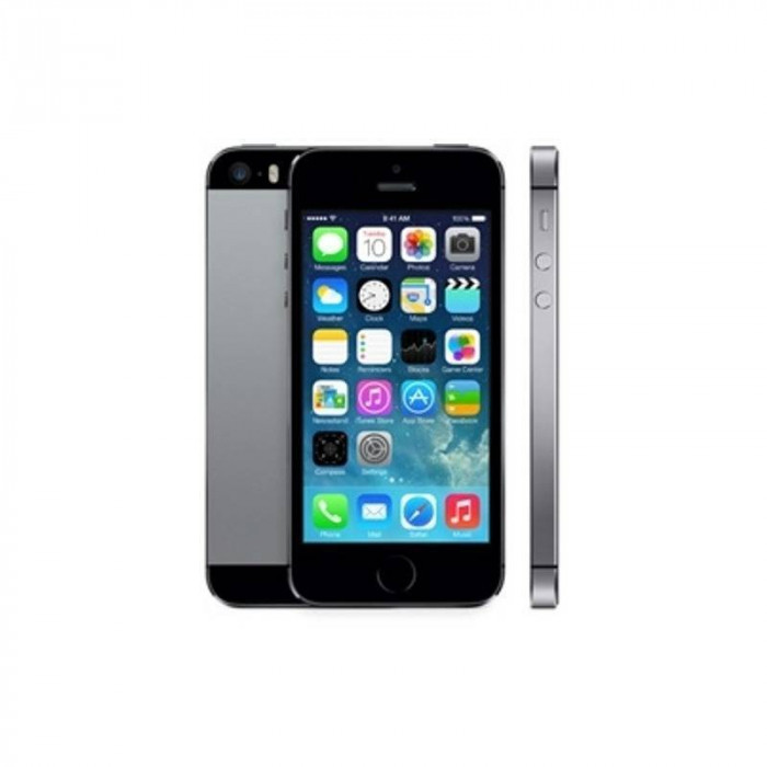 Smartphone Apple iPhone 5S 16GB Space Grey foto mare
