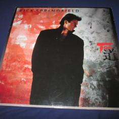 Rick Springfield - Tao _ vinyl, LP, album _ RCA (Germania) - Muzica Rock rca records, VINIL