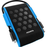 Hard disk extern ADATA DashDrive Durable HD720 1TB 2.5 inch USB 3.0 Blue - HDD extern A-data, 1-1.9 TB